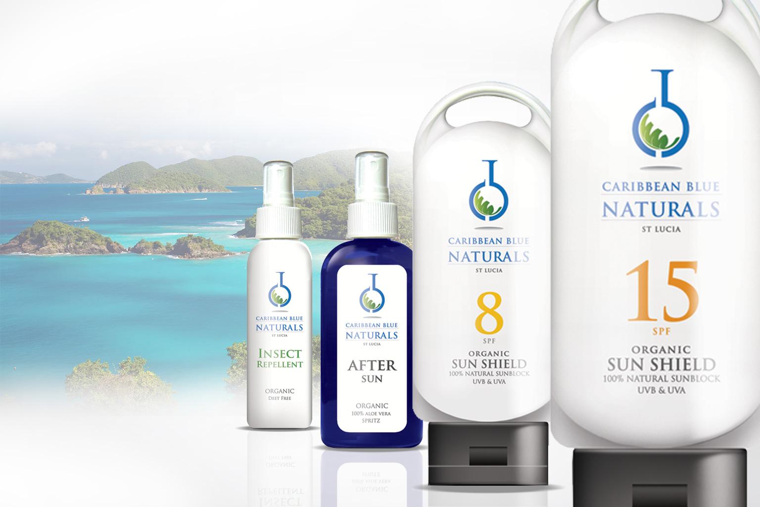 Caribbean Blue Naturals